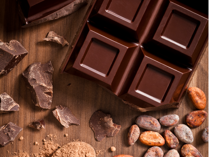 Benefits of Chocolate Really Beat That Fruit?